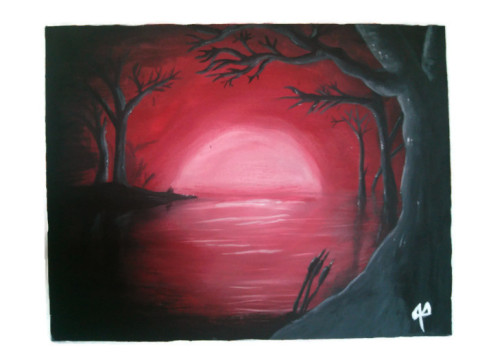 Creepy Painting 3
