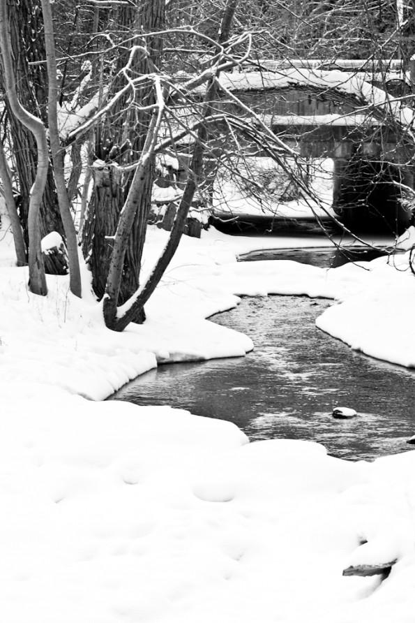 Ice under the Bridge